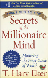 Secrets of the Millionaire Mind Book Cover